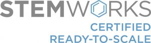 stemworks logo - certified ready-to-scale