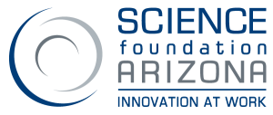 Science Foundation Arizona Innovation at Work Logo