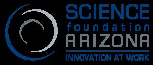 Science Foundation Arizona Innovation at Work Logo