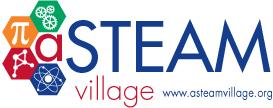 A STEAM Village logo