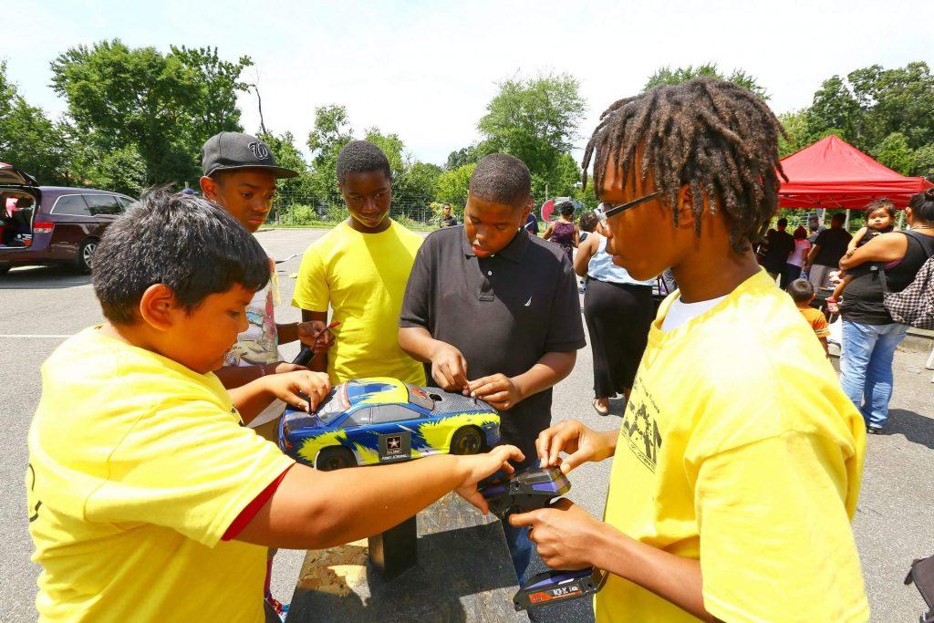 STEM Summer Camp Curriculum - High Schoolers
