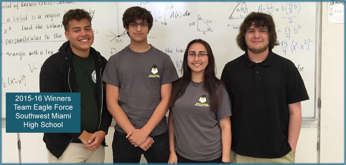 National STEM League: Innovators-in-Training: STEM Innovation winners