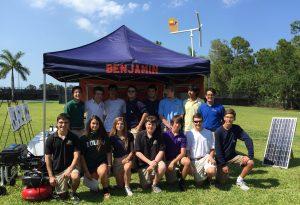The Benjineers exploring alternative energy sources